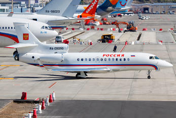 RA-09090 - Rossiya Special Flight Detachment Dassault Falcon 7X