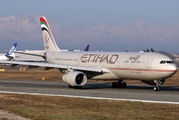 A6-AFB - Etihad Airways Airbus A330-300 aircraft