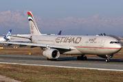 A6-AFB - Etihad Airways Airbus A330-300 aircraft