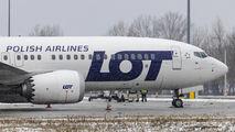 LOT - Polish Airlines SP-LVB image