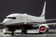 N800KS - Private Boeing 737-700 BBJ aircraft