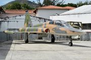 4800 - Brazil - Air Force Northrop F-5B Freedom Fighter aircraft