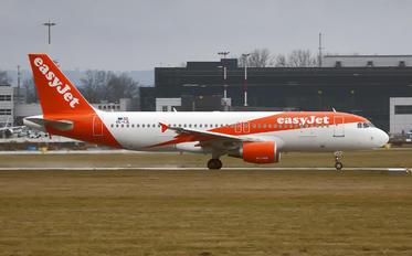 OE-IJE - easyJet Europe Airbus A320