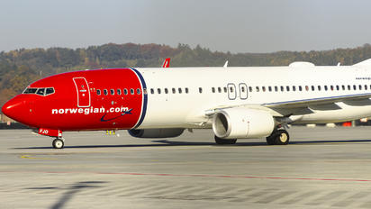 EI-FJO - Norwegian Air International Boeing 737-800