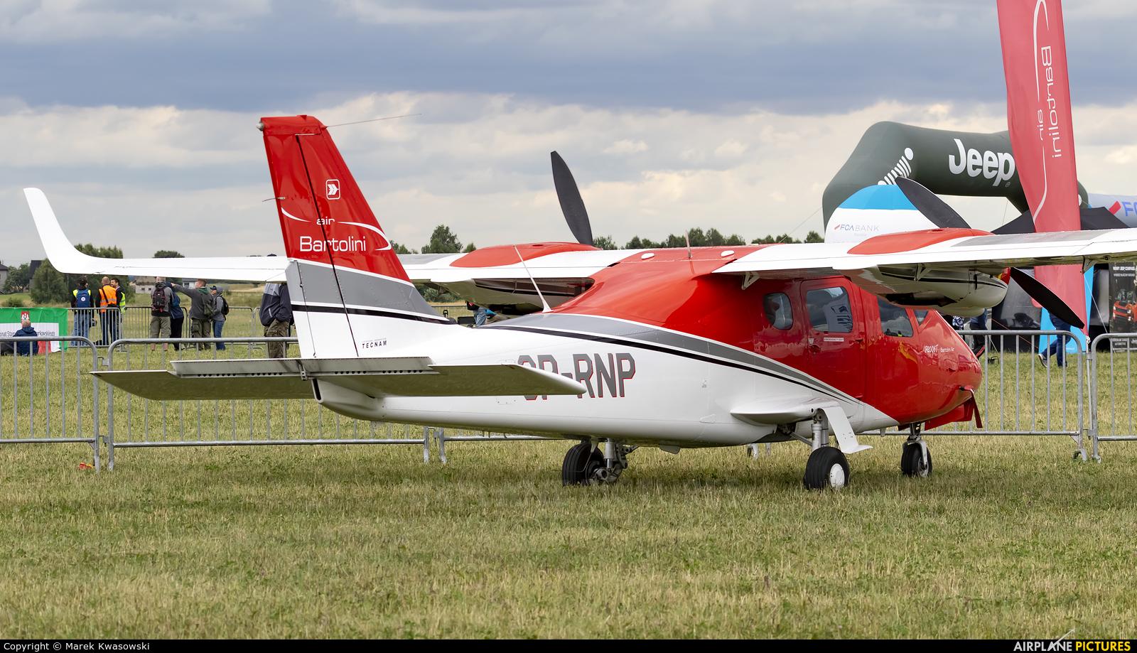 Bartolini Air SP-RNP aircraft at Piotrków Trybunalski