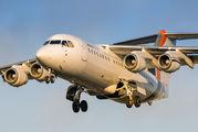 G-SMLA - Jota Aviation British Aerospace BAe 146-200/Avro RJ85 aircraft