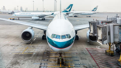 B-HNC - Cathay Pacific Boeing 777-200