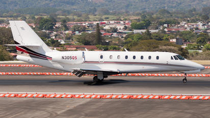 N305QS - Private Cessna 680 Sovereign