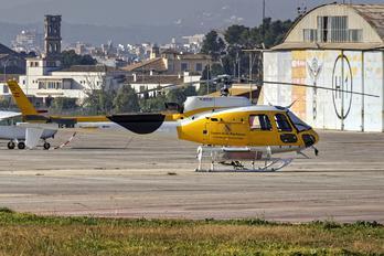 EC-MGK - Sky Helicopteros Aerospatiale AS350 Ecureuil / Squirrel