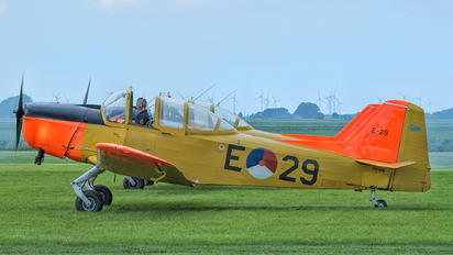 PH-HOK - Private Fokker S-11 Instructor