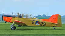 PH-HOK - Private Fokker S-11 Instructor aircraft