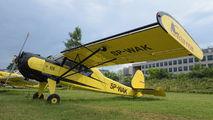 SP-WAK - Private PZL 101 Gawron aircraft