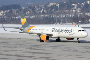 G-TCDK - Thomas Cook Airbus A321