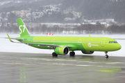 VQ-BGU - S7 Airlines Airbus A321 NEO aircraft