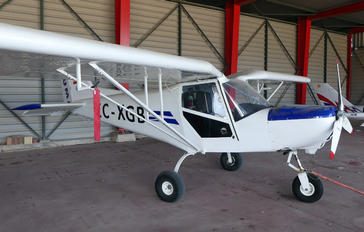 EC-XGB - Private Alisport Yuma
