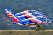 "E45 - France - Air Force ""Patrouille de France"" Dassault - Dornier Alpha Jet E aircraft"