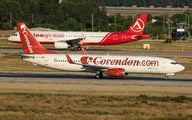 TC-TJN - Corendon Airlines Boeing 737-800 aircraft