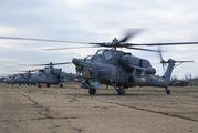 12 - Russia - Air Force Mil Mi-28 aircraft
