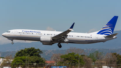 HP-9905CMP - Copa Airlines Boeing 737-9 MAX