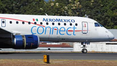 XA-FAC - Aeromexico Connect Embraer ERJ-190 (190-100)