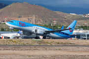 PH-TFN - TUI Airlines Netherlands Boeing 737-8 MAX aircraft