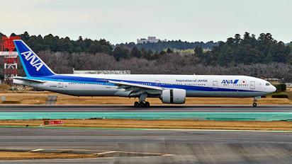 JA788A - ANA - All Nippon Airways Boeing 777-300