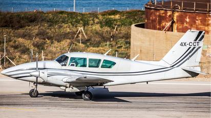 4X-CCT - Private Piper PA-23 Aztec