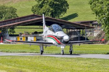 HB-HXG - Jordan - Air Force Pilatus PC-21