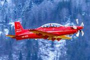 HB-HZD - Pilatus Pilatus PC-21 aircraft
