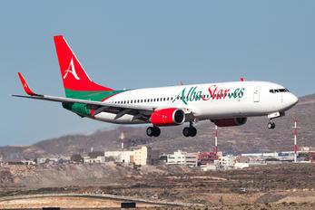 EC-MUB - AlbaStar Boeing 737-86J