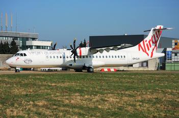 OY-CJV - Virgin Australia ATR 72 (all models)
