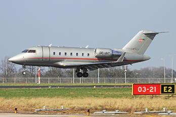 OE-INT - Vistajet Canadair CL-600 Challenger 605