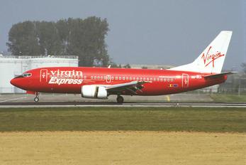 OO-VEA - Virgin Express Boeing 737-300