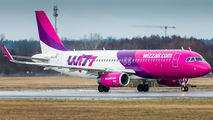 HA-LYK - Wizz Air Airbus A320 aircraft