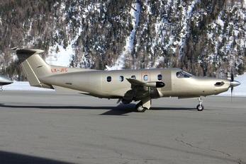 LX-JFC - Jetfly Aviation Pilatus PC-12