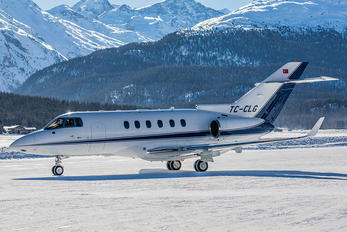 TC-CLG - Private Hawker Beechcraft 900XP