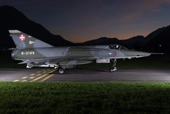 R-2109 - Switzerland - Air Force Dassault Mirage III