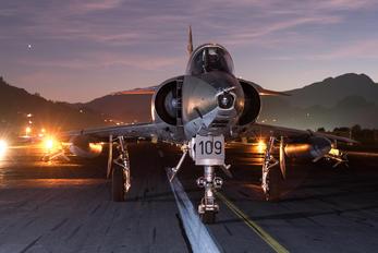 R-2109 - Switzerland - Air Force Dassault Mirage III