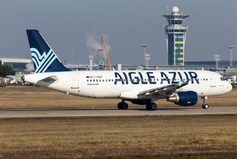 F-HAAF - Aigle Azur Airbus A320