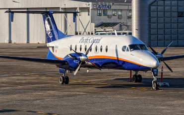 C-FMCN - Pacific Coastal Airlines Beechcraft 1900D Airliner