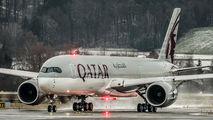 A7-ALO - Qatar Airways Airbus A350-900 aircraft