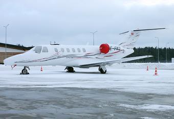 OE-FKO - Avcon Jet Cessna 525A Citation CJ2