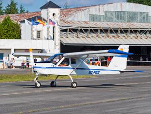 EC-FB3 - Private Tecnam P92 Echo, JS & Super