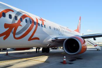 PR-GXA - GOL Transportes Aéreos  Boeing 737-800