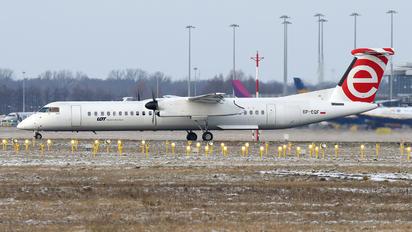 SP-EQF - LOT - Polish Airlines de Havilland Canada DHC-8-402Q Dash 8