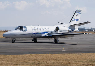 XA-SDI - Private Cessna 550 Citation Bravo