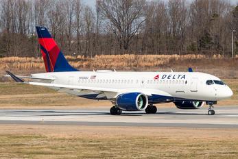 N103DU - Delta Air Lines Bombardier CS100