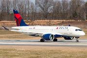 N103DU - Delta Air Lines Bombardier CS100 aircraft