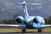 N117TF - Private Bombardier BD-700 Global 6000 aircraft