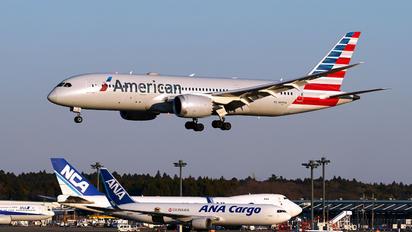 N805AN - American Airlines Boeing 787-8 Dreamliner